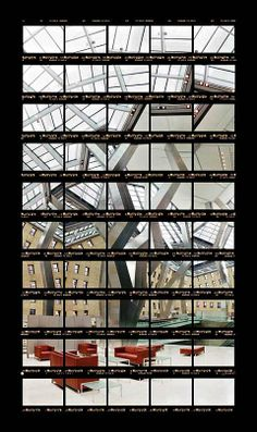 Thomas Kellner: 52 New York, Hearst Tower, C-Print, on edition in portfolio-box Best Photography Schools, A Level Photography, Photography Names, Experimental Photography, School Photography, Photography Business, Amazing Photography, Photography Composition, Photography Books For Beginners