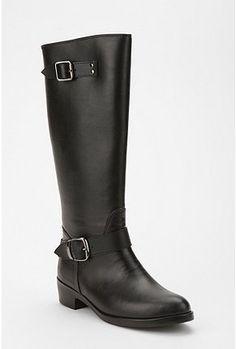Zip-Back Rider Rain Boot - StyleSays