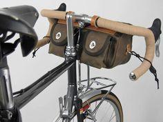 Bag for the bike.                                                                                                                                                                                 More