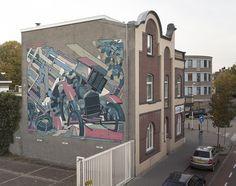 Aryz (2016) - Heerlen (Netherlands)
