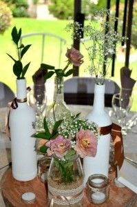 Centerpieces Centerpieces, Table Decorations, Rustic Wedding, Furniture, Home Decor, Decoration Home, Room Decor, Centerpiece, Home Furnishings