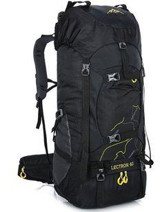 KIRKJUFELL FEKETE TÚRAHÁTIZSÁK - 60L North Face Backpack, The North Face, Backpacks, Bags, Fashion, Handbags, Moda, La Mode, Dime Bags