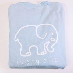 Ivory Ella | A portion of all proceeds go toward saving the elephant population