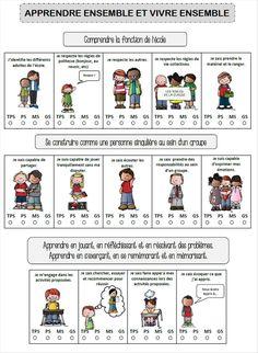 Cahier de réussite maternelle | ti' loustics