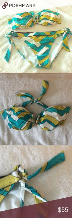 Leilani Size 12 Bikini Set No picks great condition. Vibrant colors with no fading. leilani Swim Bikinis
