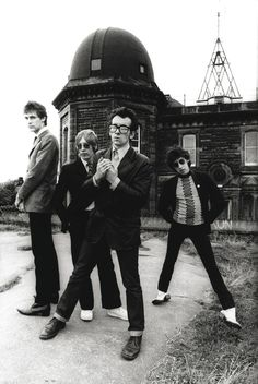 Elvis Costello & The Attractions, Birkenhead Observatory, 1979