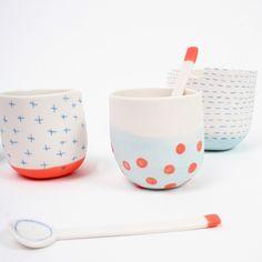 bowls & cups 3 - e. hibelot