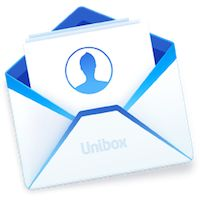 """Unibox 1.3.2Unibox 1.3.2 Description [adrotate banner=""""5""""] A completely new way to organize your emails. """"Unibox's slick interface and contact-centric design ..."""