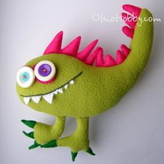 Monster toy