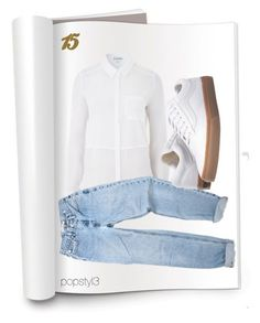 """""""PYT"""" by jkatindi on Polyvore featuring Topshop and Vans"""