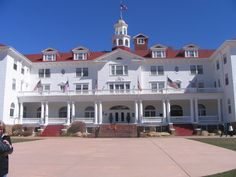 Paranormal investiging ( Stanley Hotel) Inspired the movie The Shinning By Stephen King