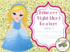 Printable books for the earliest readersThis set includes 3 PreA books: - Princesses- Elsa- Arieland 4 level 1/A books:- I see Ariel- I see Elsa- Can you see princesses?- Look at ArielPreA books have only one word per page to label the princess.Level 1/A books have one sentence on each page.