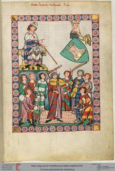 Frauenlob ist der Beiname für den Minnesänger und Spruchdichter Heinrich von Meißen. Er wurde vermutlich um 1250 in Meißen geboren und erhielt dort an der Domschule seine gelehrte Ausbildung und poetische Schulung.