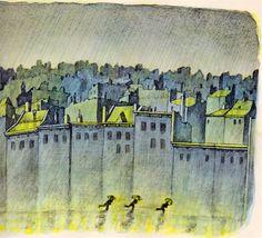 Rain Rain Rivers by Uri Schulevitz (1969).