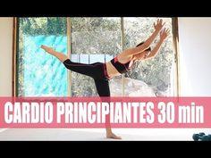 Rutina Cardio para Principiantes 30 minutos para sudar | Elena Malova