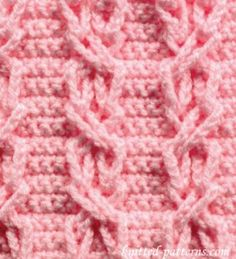 Crochet Stitch                                                                                                                                                                                 More
