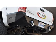 All-Pro Off Road 2005+ Tacoma Rear Bumper (2205T-AP)