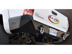 All-Pro Off Road 2005+ Tacoma Rear Bumper (2205T-AP)