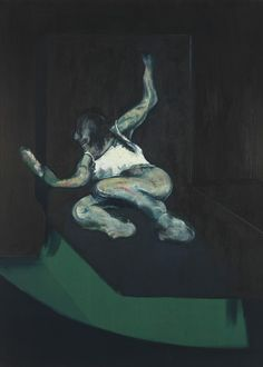 'Lying Figure no.3' by Francis Bacon (1959)