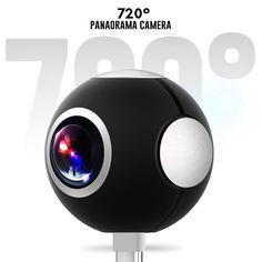 9fccae2c411 Mini HD Panoramic 360 Camera Wide Dual Angle Fish Eye Lens Type-c USB  Smartphone   Price   58.41   FREE Shipping     laptops  hack  screen  iphone