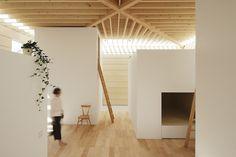 mA-style architects: Light Walls House - Thisispaper Magazine