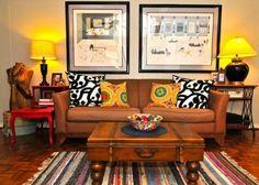 Top 10 Bohemian Inspired Living Room Designs