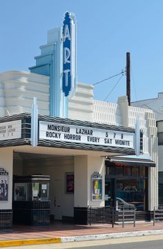 Art Theatre, 4th street shopping district,  Long Beach, CA - Google Search
