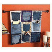 101 Creative Ideas to Recycle Denim Jeans - So Sew Easy