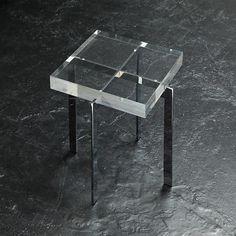 EL-FR TOFTOP Side Table Square