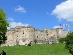 Château de CAEN en Normandie
