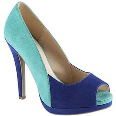 b1392b90c72a Ooh I love this two-tone! Call It Spring™ Suttle Peep-Toe Pumps - jcpenney