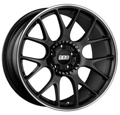 BBS CH-R  SATIN BLACK WITH STAINLESS RIM alloy wheels #alloy #wheels #BBS # CH-R  http://www.turrifftyres.co.uk/media/images/alloy_wheels/BBS/BBS_CH-RSatin_Black_with_Stainless_Rim.jpg