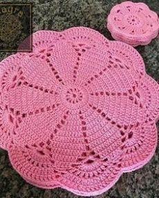 Crochet Round Cream White Doily Centerpiece Crochet Home Decor Crochet Table Decor made in Lithuania Filet Crochet, Crochet Flower Patterns, Crochet Round, Crochet Home, Love Crochet, Hand Crochet, Crochet Flowers, Crochet Stitches, Quick Crochet