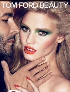 Tom Ford Fall 2011 Beauty Campaign