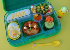 Making the lunches allows her to be creative, she explains. | This Mum Makes The Most Amazing Lunchbox Art For Her Kid Every Day