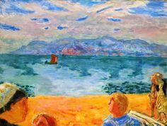 Pierre Bonnard, L'Esterel, 1917