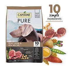 Premium Real Lamb Limited Ingredient Grain Free Premium Dry Dog Food 24 Lbs New Pea Recipes, Pureed Food Recipes, Whole Food Recipes, Dog Food Recipes, Top Dog Food Brands, Top Dog Foods, Best Dry Dog Food, Grain Free Dog Food, Lamb