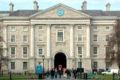 Trinity College Library - Literary Ireland - Dublin City   Ireland.com
