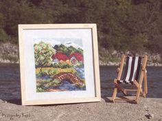 Four Seasons: Summer (Haft gobelinowy)