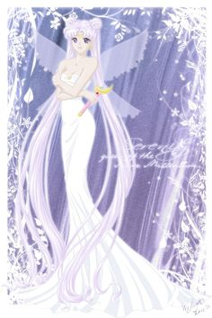 Queen Serenity by ~lady-narven on deviantART