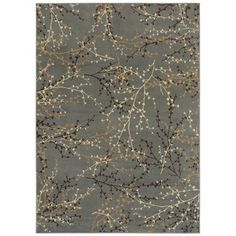 Shaw Living Berries Area Rug