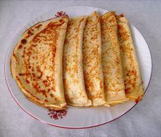 Reteta Clatite cu urda din categoria Dulciuri diverse Pancakes, Sweets, Ethnic Recipes, Desserts, Food, Cooking Food, Recipes, Tailgate Desserts, Crepes