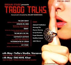 Taboo Talks Monologues, It Cast, Events, Writing, Being A Writer