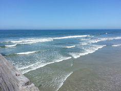 Gorgeous Southern California beach.
