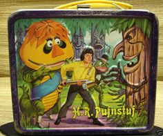 H.R. Pufnstuf, $265.00   31 Lunch Boxes From The 1970s That Are Worth A Lot Of Money