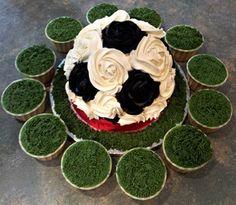 Football #Cake
