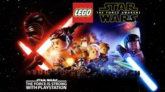Favorite family video games: Lego Star Wars The Force Awakens