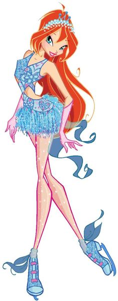 Bloom, inline skater, sexy anime girl, Winx Club x 1301 px] - Cartoons/Anime and Fantasy - Pictures and wallpapers Bloom Winx Club, Fire Fairy, Les Winx, Flora, Walt Disney, Muse Art, Club Outfits, Disney And Dreamworks, Magical Girl
