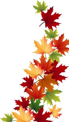 Fall leaves fall leaf clipart no background free clipart ...