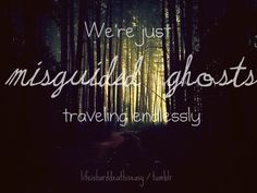 Paramore | Misguided Ghost lyrics